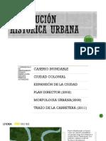 Evolucion Historica urbana de puerto maldonado