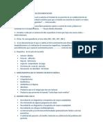 Respuestas Del Examen de Documentacion