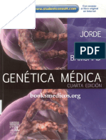 Genetica Medica Thompson 7 Edicao Pdf