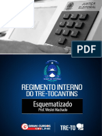Regimento Interno TRE - To - Esquematizado