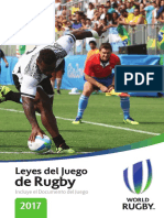 World Rugby Laws 2017 ES