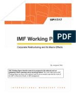 IMF WORKING PAPER