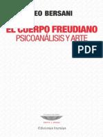 El Cuerpo Freudiano [Leo Bersani]