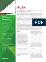 Vmware Iplan 12q4 Sp Case Study