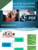 Derecho a La Igualdad Sesión 6 2015-II