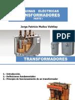transformadores 2016 - parte i