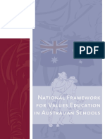 9 Values Framework PDF Version for the Web