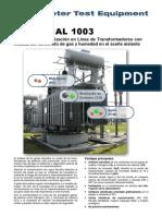 ES_Hydrocal 1003 Dados Técnicos