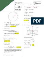 Física - Caderno de Resoluções - Apostila Volume 1 - Pré-Universitário - Física2 - Aula04