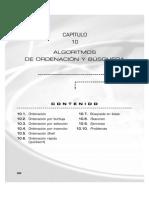 Algoritmos de ordenamiento y busqueda .pdf