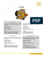Catalogo de Lorenzo Maquinas Electricas