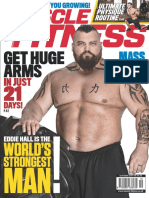 Muscle Fitness UK October 2017