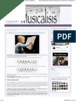 MUSICALISIS_ La Escala Menor y Sus Tres Modos_ Natural, Armónica y Melódica