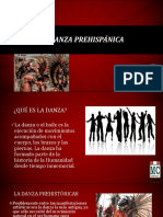 La Danza Prehispánica