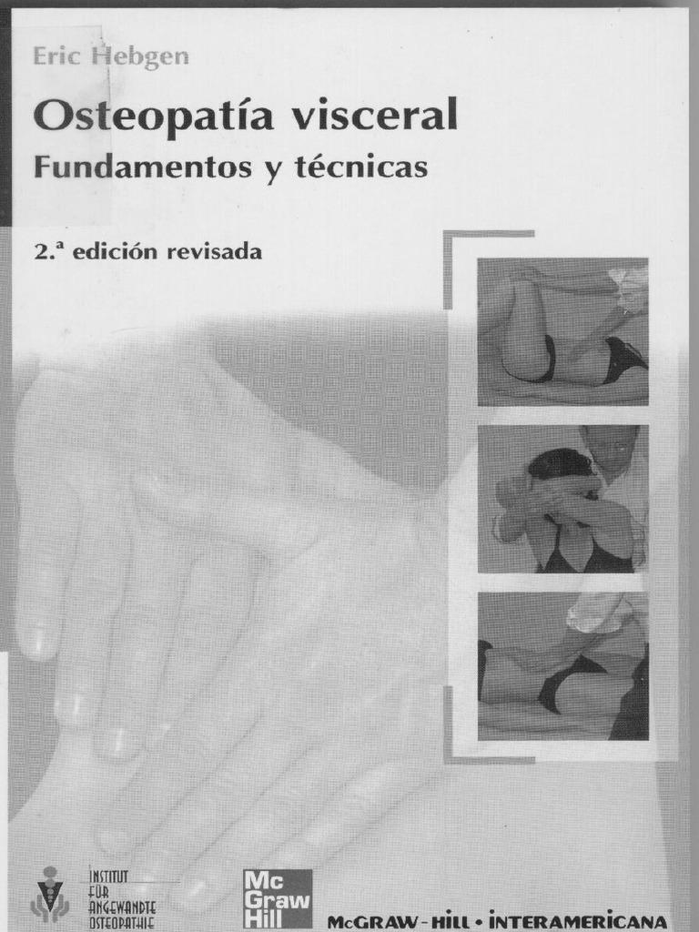 osteopata visceral medicina