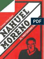 Nahuel Moreno. El Trotskismo Criollo