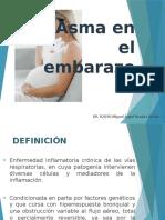 Asma en Embarazo