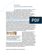 La Biotecnología en la Industria Alimentaria.docx