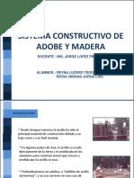Sistema Constructivo de Adobe y Madera Final
