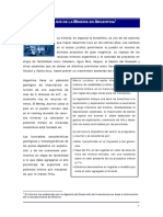 Proyectos mineros en Argentina