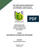 Calidad de Software