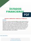 Ponceca - Estados Financieros