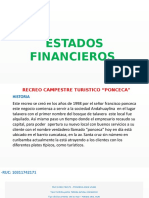 Ponceca - Estados Financieros