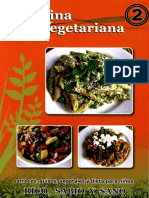 Cocina natural Vegetariana