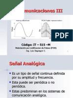 Curso Telecom III - 2014 PCM, Delta