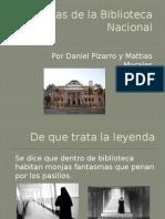 Leyendas de La Biblioteca Nacional