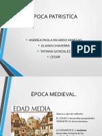 DIAPOSITIVAS EDAD MEDIA EPOCA PATRÍSTICA.pptx