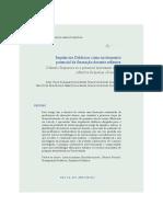 Sequências Didáticas Como Instrumento Potencial Da Formação Docente Reflexiva (1)