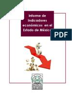 Indicadores en materia  economica del Estado de mexico  2° TRIM 2016