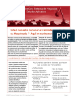 Brochure 2007 Spanish Version