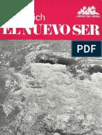 Tillich, Paul. El nuevo ser. Libros del nopal ediciones Ariel, Barcelona, 1973 .pdf
