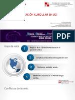 Fibrilacion Auricular Uci.