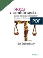 Corte Constiucional y Cambio Social