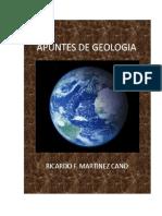 Apuntes de Geologia Parte I