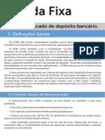 E-book Renda Fixa