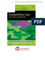 Competition-Law--Analysis,-Cases-and-Materials-PDF-Download.docx