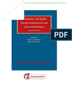 Conflict-of-Laws,-Private-International-Law,-Cases-and-Materials-(University-Casebook-Series)-PDF-Download.docx