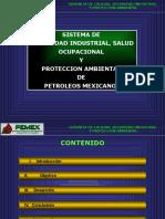 Seguridad Industrial y Protección Ambiental Pemex