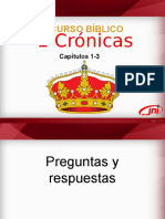 1 Crónicas 1al 3