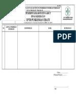 Hasil Pelaksanaan Evaluasi Dan Evaluasi Program