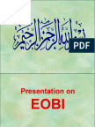 Role EOBI Labour Welfare PDF