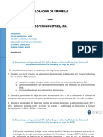 Caso Cooper Industries Inc.pptx
