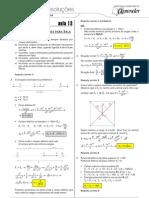 Física - Caderno de Resoluções - Apostila Volume 3 - Pré-Universitário - Física2 - Aula13