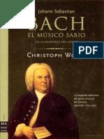 Bach, El Musico Sabio