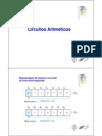 CIRCUITOS LÓGICOS - aula 06