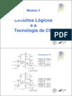 CIRCUITOS LÓGICOS - aula 03